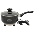 RoadPro 12 Volt Portable Sauce Pan and Popcorn Maker
