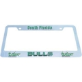 South Florida Bulls NCAA Chrome 3D License Plate Frame