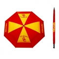 USC Trojans NCAA Windsheer II Auto-Open Golf Umbrella