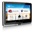 "Rand McNally TND Tablet 70 with 7"" Display, GPS and DashCam"