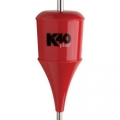 K-40 Plus Series 6000 Watt Trucker Red Antenna