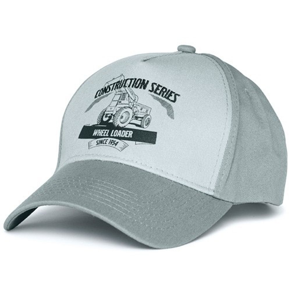381fb209a44 Volvo Ce Heritage Wheel Loader Truck Grey Caps - Volvo Merchandise - Volvo  Truckers Merchandise - Volvo Hats - Volvo Caps