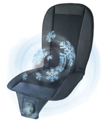12 Volt Zone Tech Summerseat Self Cooling Seat Cushion